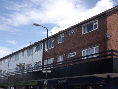1 Bedroom Flat for sale in Chapel Court, Green Lane, Sale, Greater Manchester