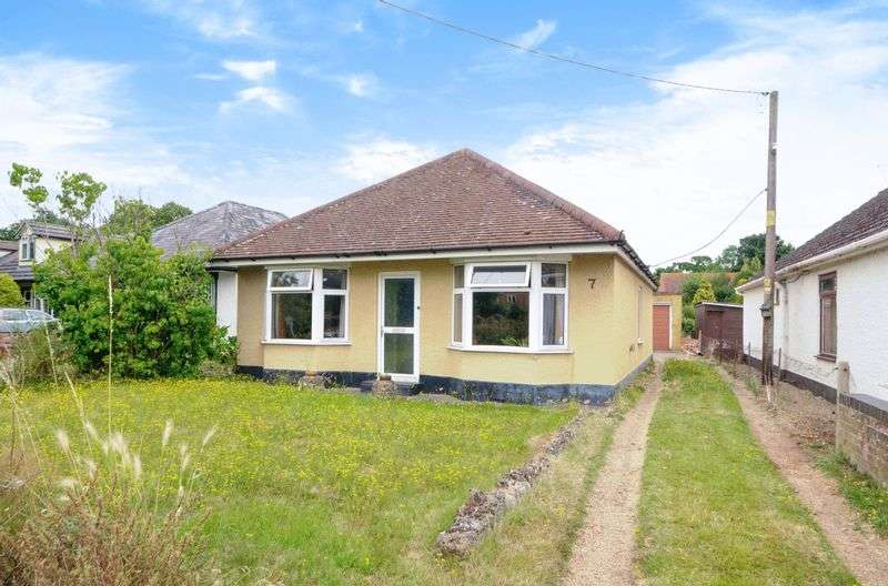 3 Bedrooms Detached Bungalow for sale in Steventon Road, Drayton