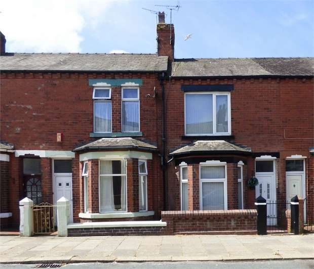 3 Bedrooms Terraced House for sale in Park Avenue, Barrow-in-Furness, Cumbria