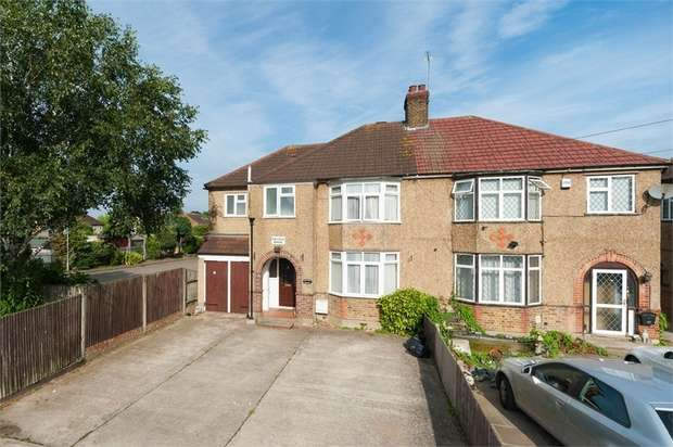 6 Bedrooms Semi Detached House for sale in Grange Road, Hayes, Greater London