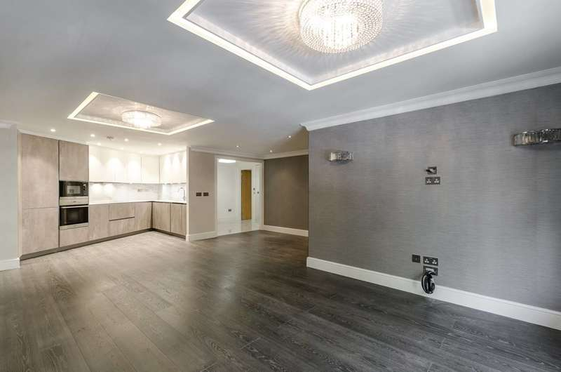 2 Bedrooms Flat for sale in Greycoat Street, Westminster, SW1P