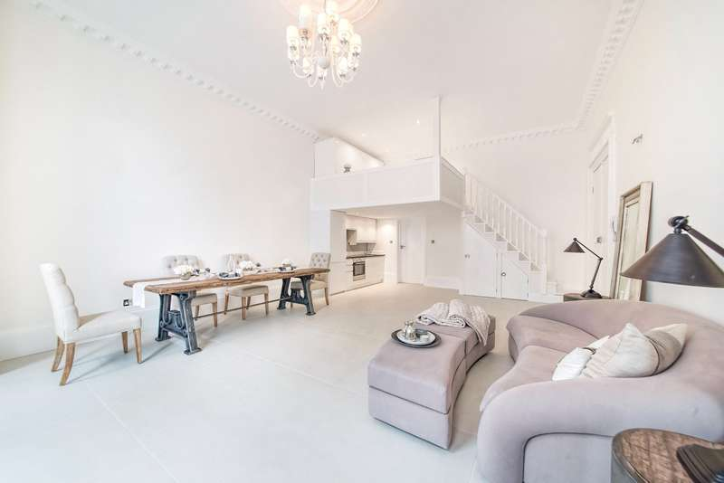 1 Bedroom Maisonette Flat for sale in Cornwall Gardens, London, SW7