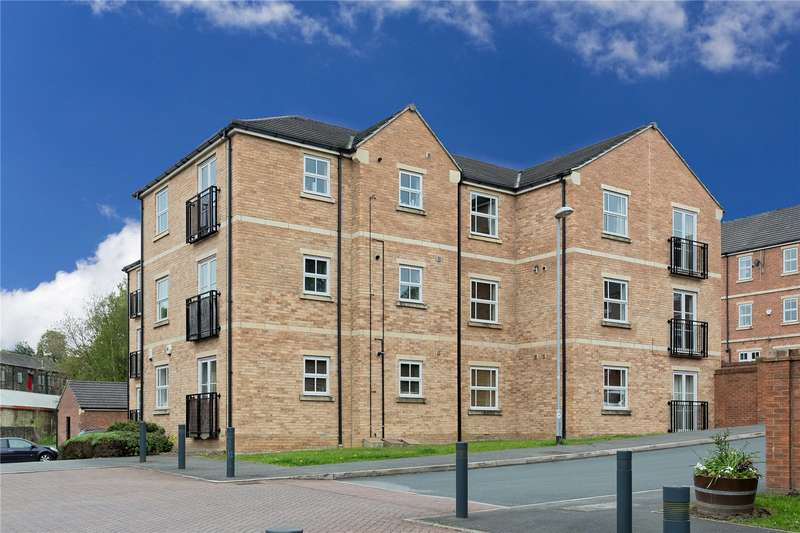 1 Bedroom Apartment Flat for sale in Broom Mills Road, Farsley, Pudsey, West Yorkshire, LS28