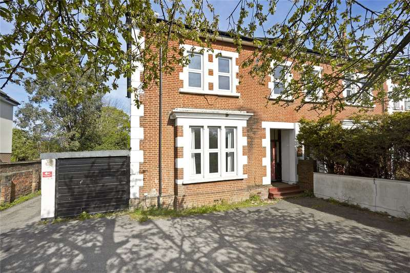 3 Bedrooms Semi Detached House for sale in Epsom Road, Epsom, Surrey, KT17