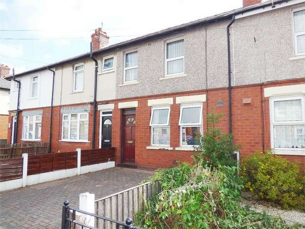 2 Bedrooms Terraced House for sale in Moorlands Avenue, Leigh, Lancashire