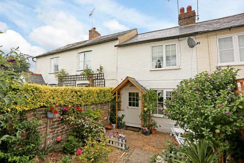 2 Bedrooms Terraced House for sale in The Back, Potten End