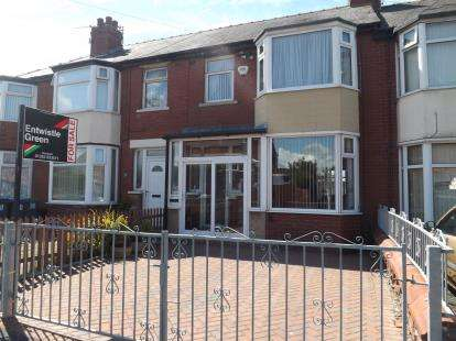 3 Bedrooms Terraced House for sale in Stoke Avenue, Blackpool, Lancashire, ., FY1