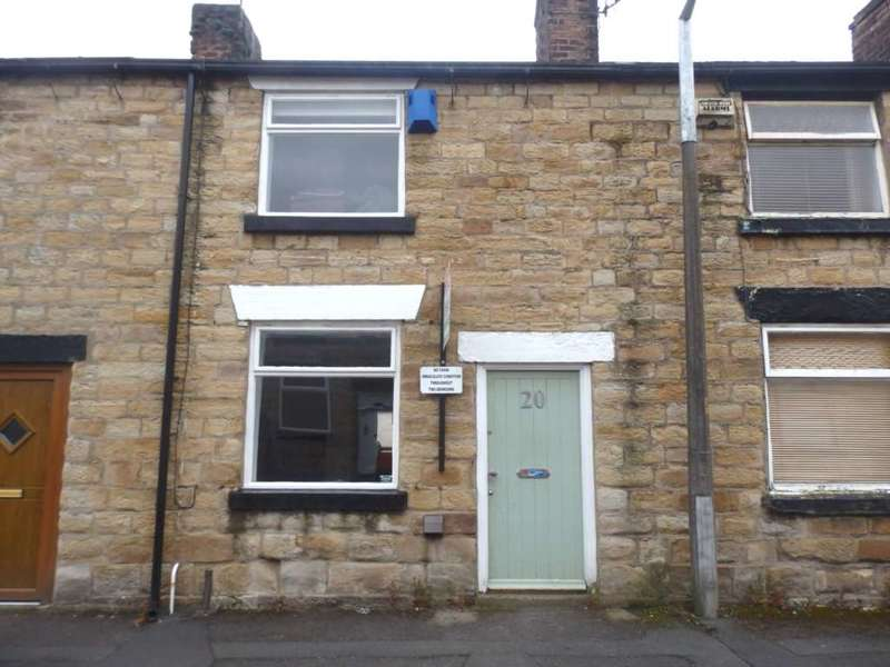 2 Bedrooms Cottage House for sale in Tomlin Square, Tonge Fold