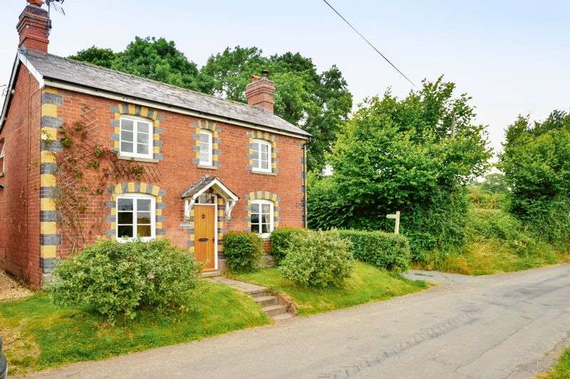 4 Bedrooms House for sale in Woodseaves, Eardisley, Hereford, Herefordshire, HR3 6LY