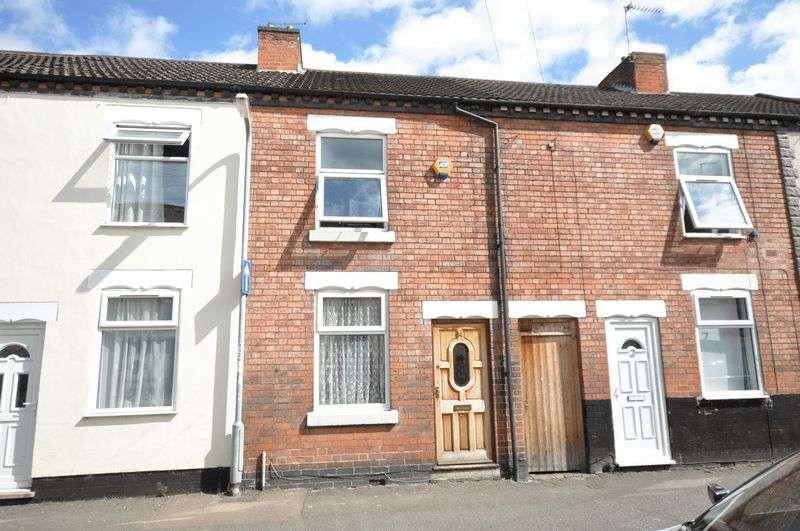 2 Bedrooms Terraced House for sale in Oak Street, Burton-On-Trent