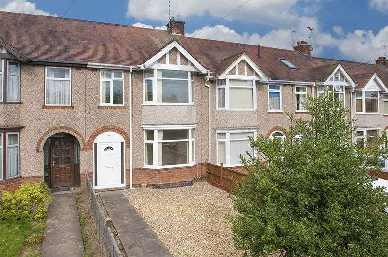 3 Bedrooms Terraced House for sale in Green Lane, Finham, Coventry