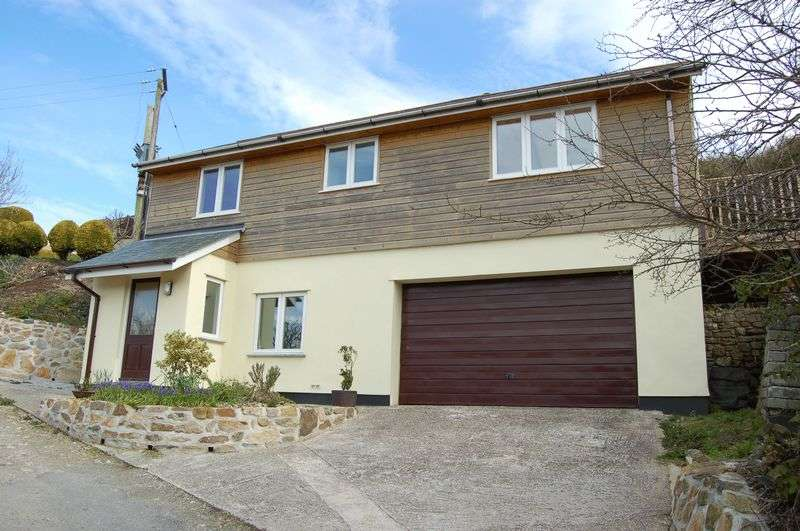 2 Bedrooms Detached House for sale in Steamers Hill, Hayle