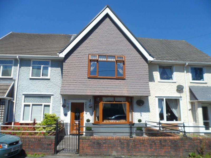 3 Bedrooms Terraced House for sale in Swanfield, Ystalyfera, Swansea