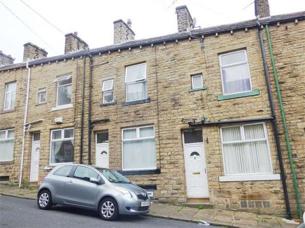 3 Bedrooms Terraced House for sale in Sladen Street, Keighley, West Yorkshire