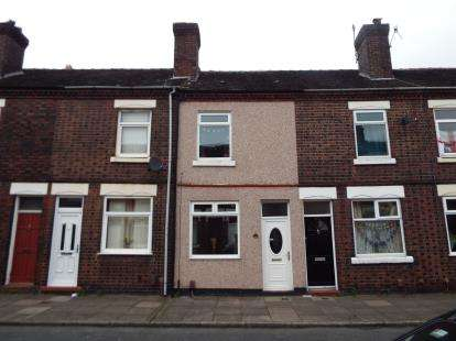 2 Bedrooms Terraced House for sale in Welby Street, Stoke-On-Trent