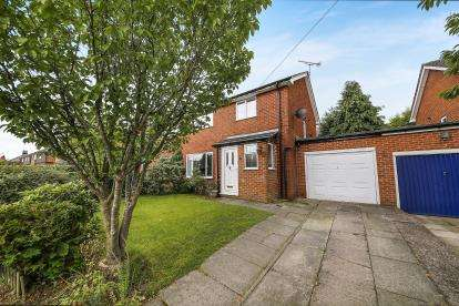 3 Bedrooms Semi Detached House for sale in Edenfield Road, Mobberley, Knutsford, Cheshire