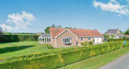 3 Bedrooms Bungalow for sale in Sutton Howgrave, Bedale, North Yorkshire