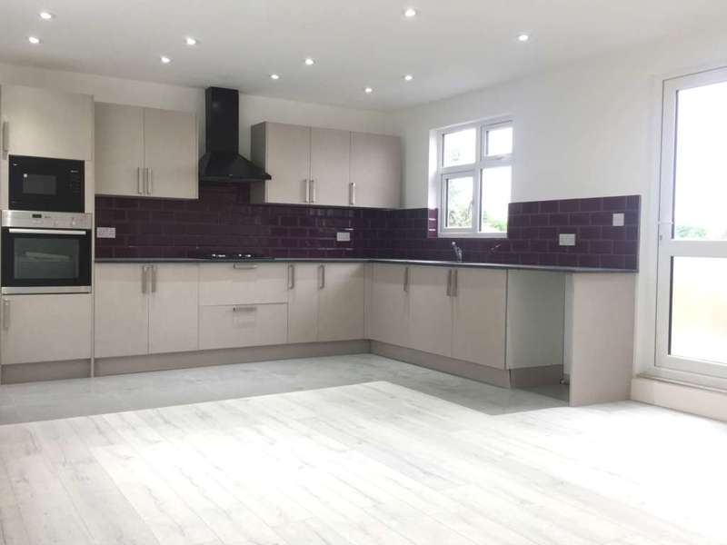 3 Bedrooms Flat for sale in Whitton Road, Hounslow