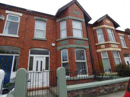2 Bedrooms Flat for sale in Hougoumont Avenue, Liverpool, Merseyside, L22