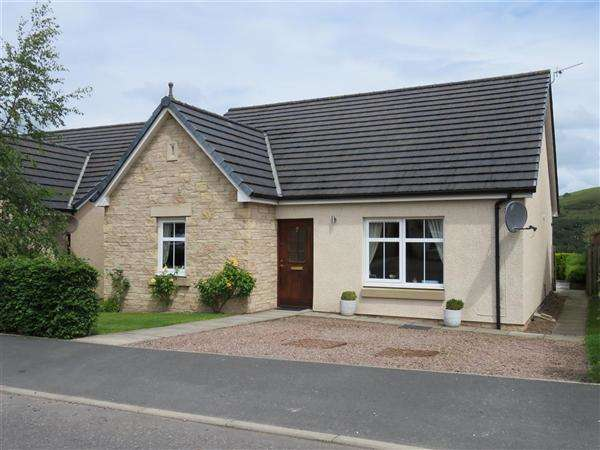 5 Bedrooms Detached House for sale in Birks View, Galasheils