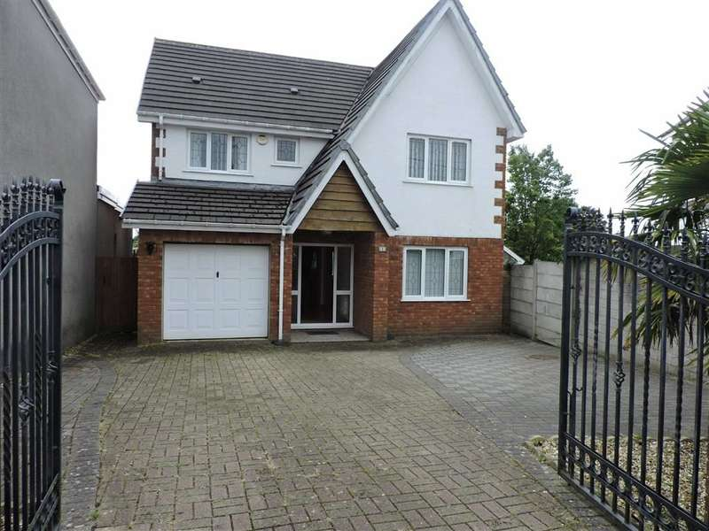 3 Bedrooms Property for sale in Twyniago, Pontarddulais