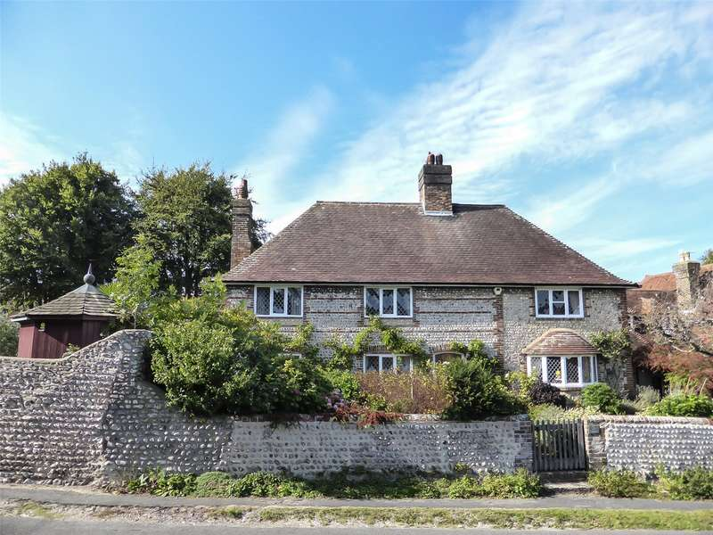 4 Bedrooms Detached House for sale in Church Street, Willingdon