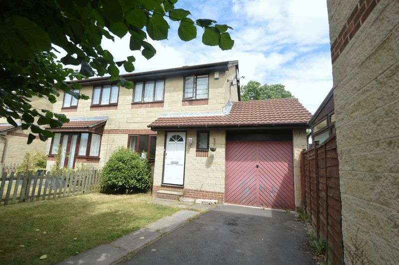 3 Bedrooms Semi Detached House for sale in Woodmill, Yatton