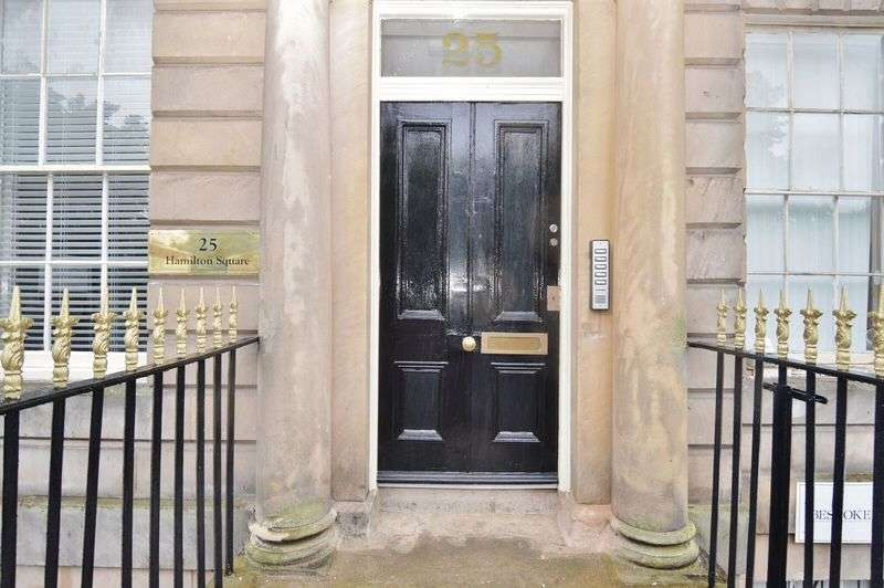 2 Bedrooms Flat for sale in Hamilton square, Birkenhead