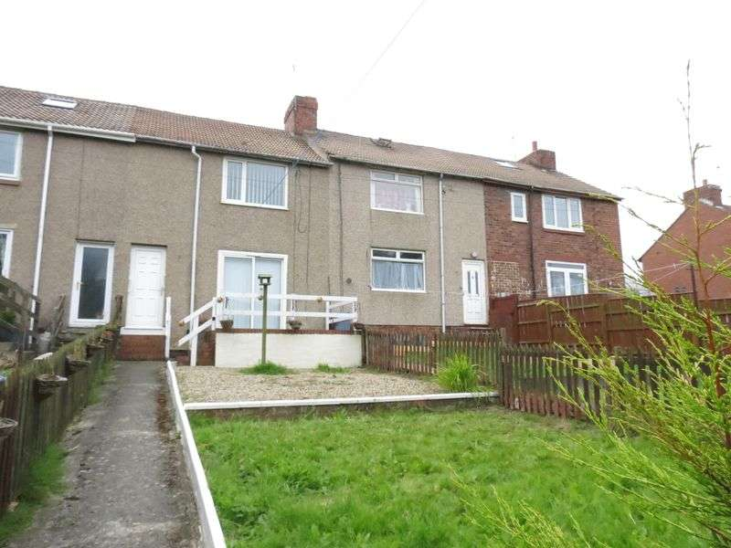 3 Bedrooms Terraced House for sale in Wordsworth Avenue, Blackhall, TS274NT.