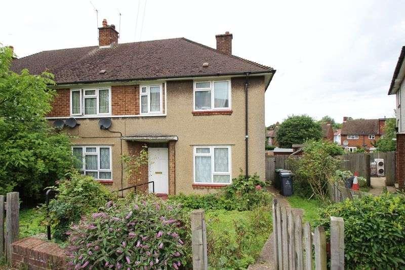 2 Bedrooms Flat for sale in Sefton Avenue, Harrow Weald