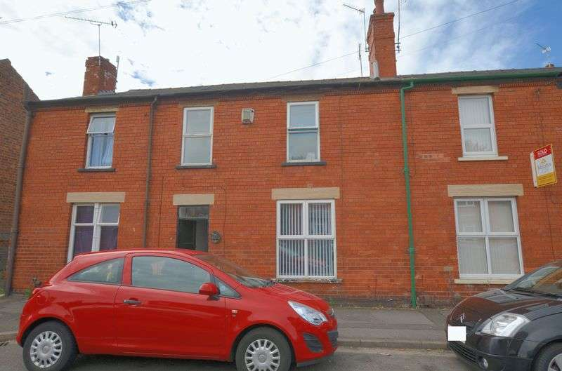 2 Bedrooms Terraced House for sale in Peel Street, Lincoln