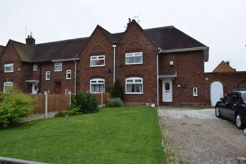 3 Bedrooms Semi Detached House for sale in Canterbury Road, Chester