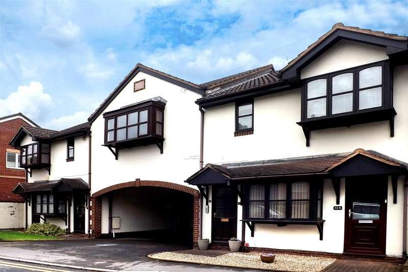 1 Bedroom Flat for sale in Kinver Street, Wordsley, Stourbridge, DY8 5AA