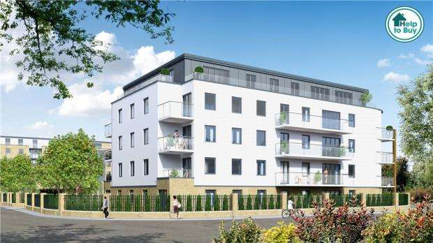 1 Bedroom Apartment Flat for sale in Sullivan Road, Camberley, Surrey