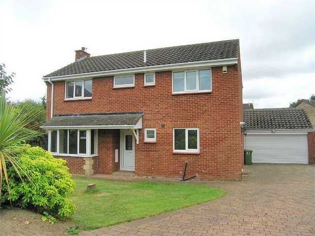 4 Bedrooms Detached House for sale in Wimpole Road, Stockton-on-Tees, Durham