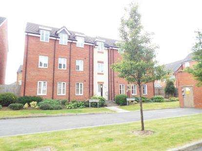 2 Bedrooms Flat for sale in Ceres Chase, Farnworth, Bolton, Greater Manchester, BL4