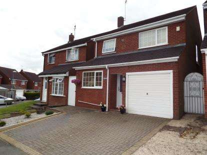 3 Bedrooms Detached House for sale in Ousterne Lane, Fillongley, Coventry, Warwickshire