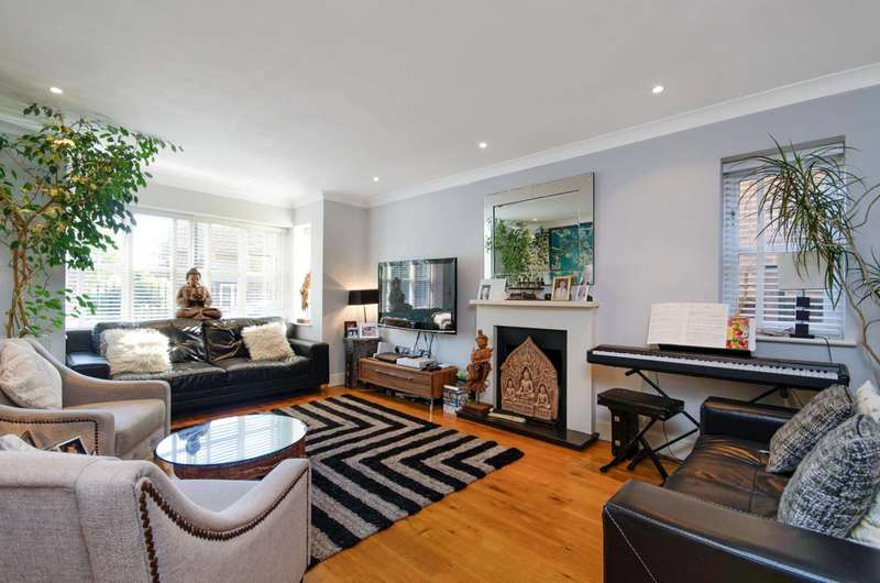 6 Bedrooms Detached House for sale in The Grove, Isleworth, TW7