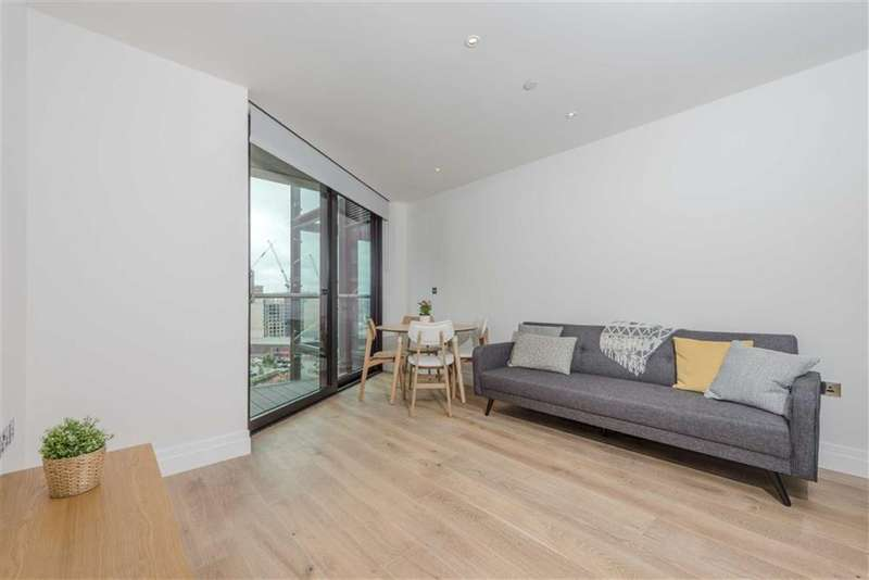 2 Bedrooms Property for sale in Four Riverlight Quay, Nine Elms Lane, Nine Elms, London, SW11