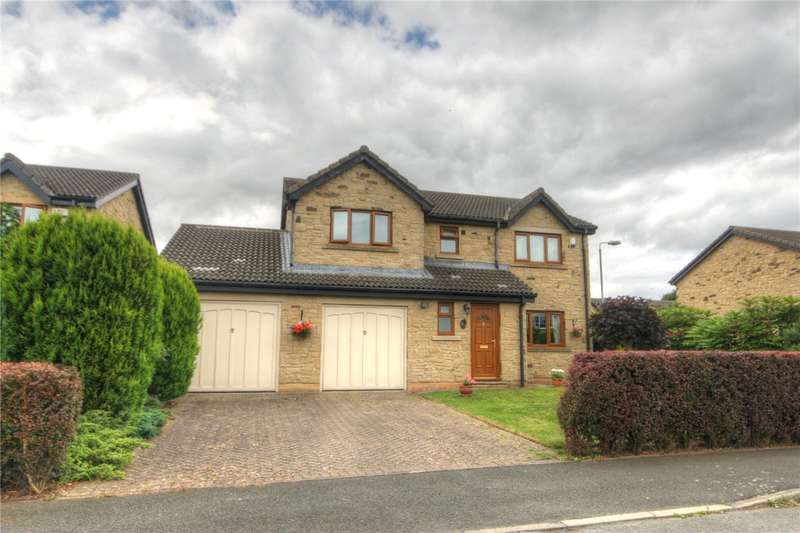 4 Bedrooms Detached House for sale in Emerson Road, Hurworth, Darlington, DL2