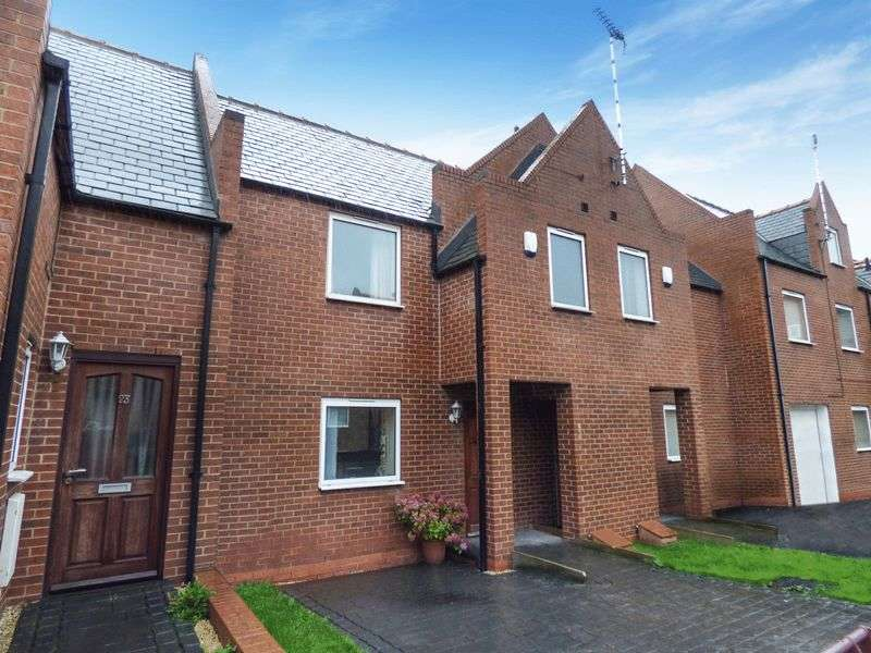 2 Bedrooms Semi Detached House for sale in Old School Lane, S80 4BY