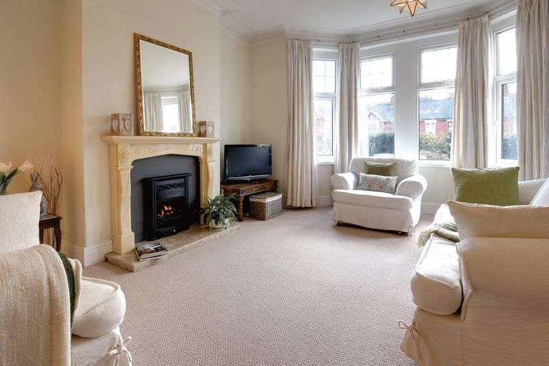 4 Bedrooms Semi Detached House for sale in Chepstow Road, Newport