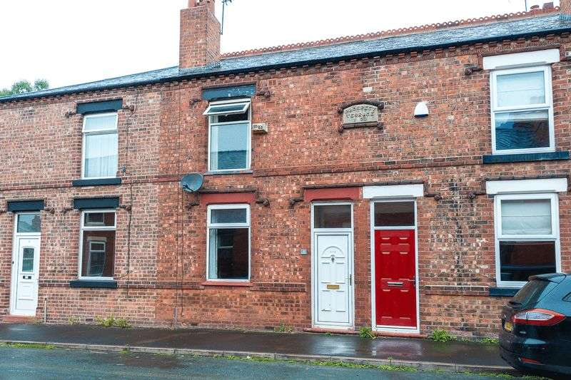 2 Bedrooms Terraced House for sale in Margaret Street, Springfield