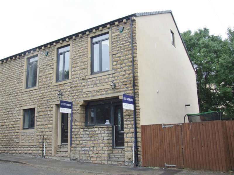 4 Bedrooms Town House for sale in Fern Street, Boothtown, Halifax, HX3 6NP