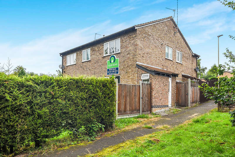 1 Bedroom Property for sale in Sharpley Drive, Leicester, LE4