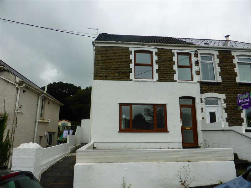 3 Bedrooms Semi Detached House for sale in 92 Penshannel, Neath Abbey, Neath