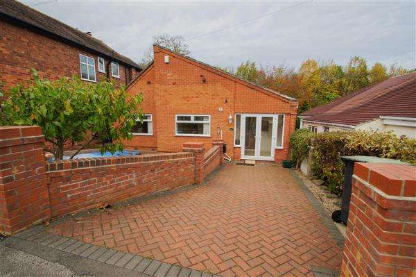 3 Bedrooms Detached House for sale in Roland Avenue, Nuthall, Nottingham