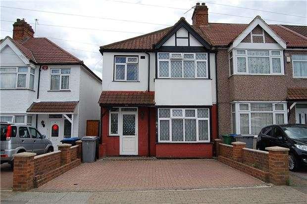 3 Bedrooms End Of Terrace House for sale in Meadowbank Road, KINGSBURY, NW9 8LH