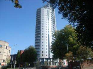 2 Bedrooms Flat for sale in Altitude Apartments, 9 Altyre Road, Croydon