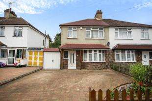 3 Bedrooms Semi Detached House for sale in Princes Avenue, South Croydon